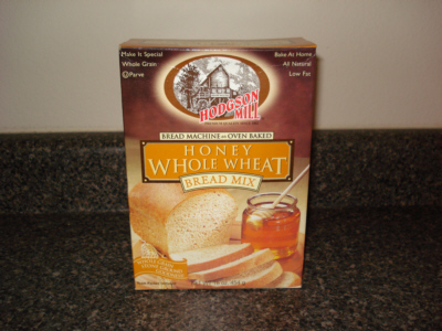 Hodgson Mill Honey Whole Wheat Bread Mix