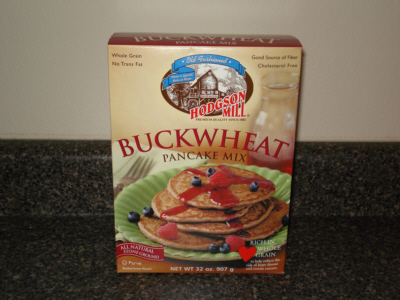 Hodgson Mill Buckwheat Pancake Mix