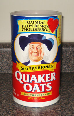 Quaker Oats - Old Fashion  Quaker Oats Oatmeal