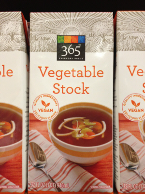 365 Vegetable Stock