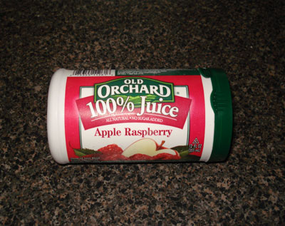 Old Orchard Fruit Juice - Apple Raspberry