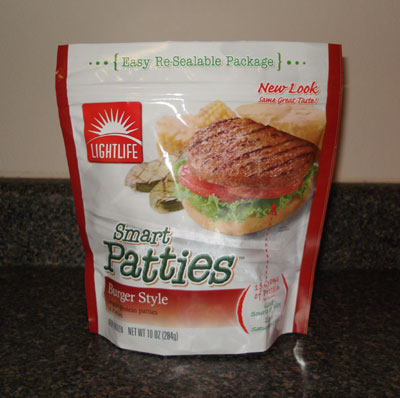 Litelife Smart Patties - Burger Style