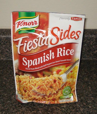 Knorr Fiesta Sides - Spanish Rice