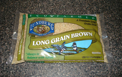 Lundberg Rice - Long Grain Brown