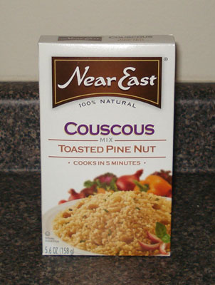 Near East Couscous - Toasted Pine Nut
