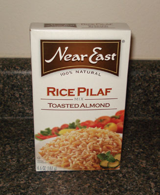 Near East Rice Pilaf - Toasted Almond