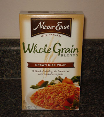 Near East Brown Rice Pilaf - Whole Grain Blends