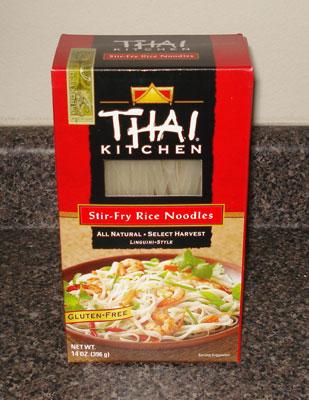 Milk Free Pantry Non Dairy Foods Directory Thai Kitchen Stir Fry Rice Noodles