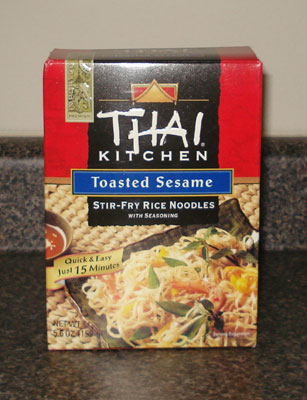 Thai Kitchen Stir Fry Rice Noodles - Toasted Sesame