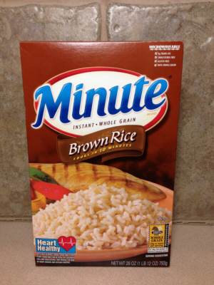 Minute Brown Rice