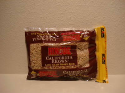 Hinode California Brown Rice