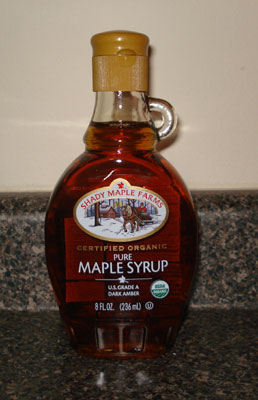 Shady Maple Farms Pure Maple Syrup