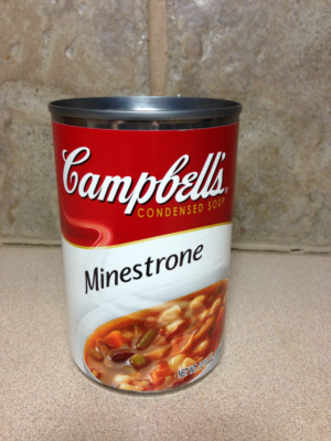 Campbell's Minestrone Soup