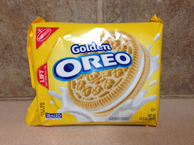 Nabisco Golden Oreo Cookies