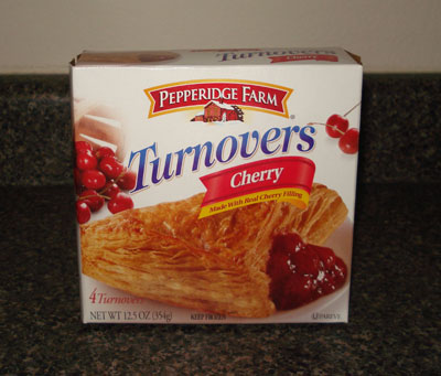 Pepperidge Turnovers - Cherry