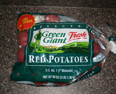 Green Giant Red Potatoes