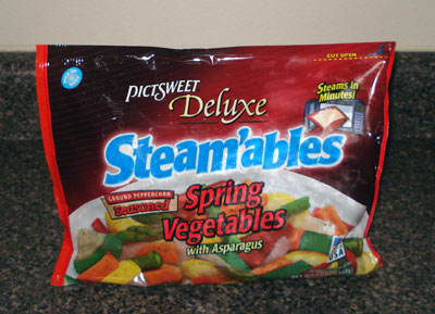 Pictsweet Steamables - Spring Vegetables